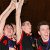 Pictures from St. Eunan's U19 All-Ireland Win
